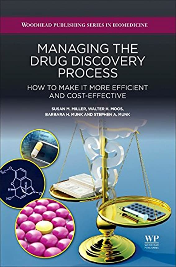 空虚ホーン船員Managing the Drug Discovery Process: How to Make It More Efficient and Cost-Effective