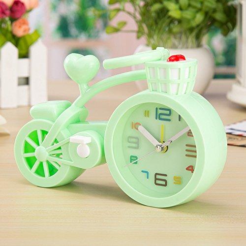 目覚まし時計 子供用 おもしろ 置き時計 おしゃれ 小型 子...