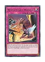 遊戯王 英語版 MP18-EN217 World Legacy Whispers 星遺物の囁き (レア) 1st Edition