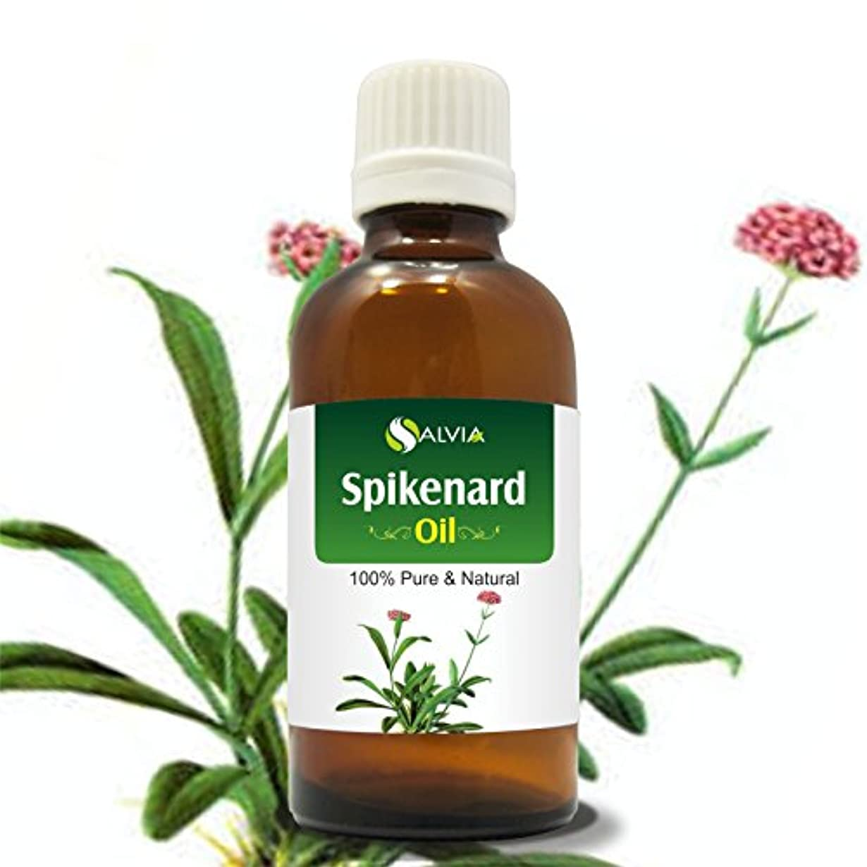 実質的に関税会計士SPIKENARD (NARDOSTACHYS JATAMANSI) ESSENTIAL OIL 100% NATURAL PURE OIL 50ML