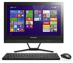 Lenovo デスクトップ C40 [Windows10無料アップデート対応](Windows 8.1 64bit/Office Home & Business Premium プラス Office 365 サービス/21.5型ワイド/Core i5-4210U)F0B40096JP