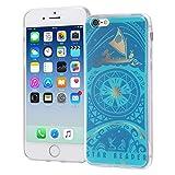 iPhone 6 / 6s ケース モアナと伝説の海 / TPUケース + 背面パネル / ケース モアナ (モアナ3)