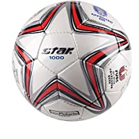 STAR hand-stitched Competitionとトレーニングサッカーボール