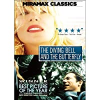 Diving Bell & the Butterfly [DVD]