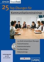 25 Top-Übungen für Kommunikationstrainings/ MacOS 10.X.MS-Word ab Word 2000; Win 2000