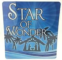 "Mega Magnet–クリスマスNativity–"" Star of Wonder」"