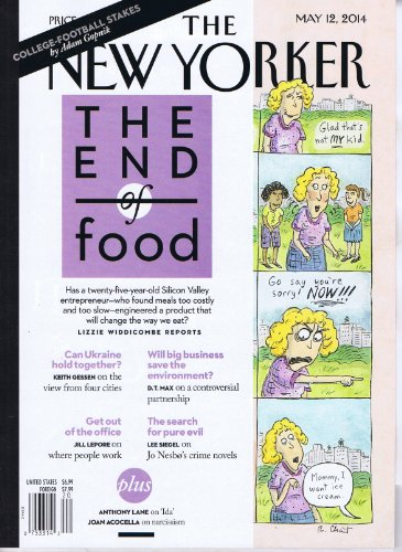 The New Yorker [US] May 12 2014 (単号)