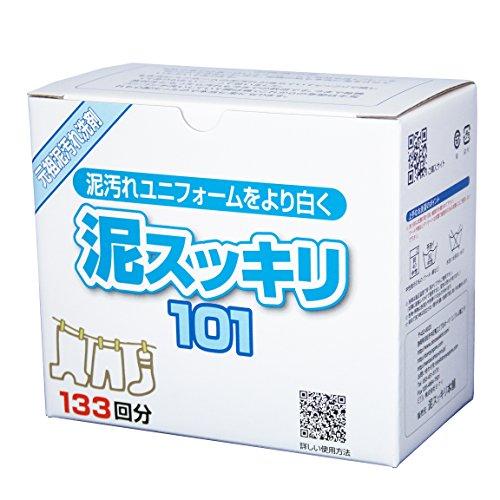 泥スッキリ本舗 泥スッキリ101 元祖泥汚れ洗剤 弱アルカリ性 2kg