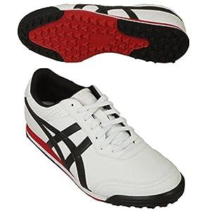 asics(アシックス) ゲルプレショット クラシック2 ゴルフシューズ TGN915 ホワイト/ブラック 27.0cm