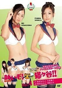 熱いぞ!猫ヶ谷!!Vol.4 [DVD]