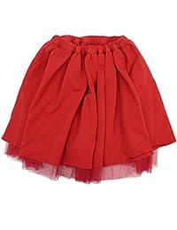 TAPPET 天竺×チュールリバーシブルスカート