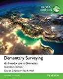 Cover of Elementary Surveying, Global Edition