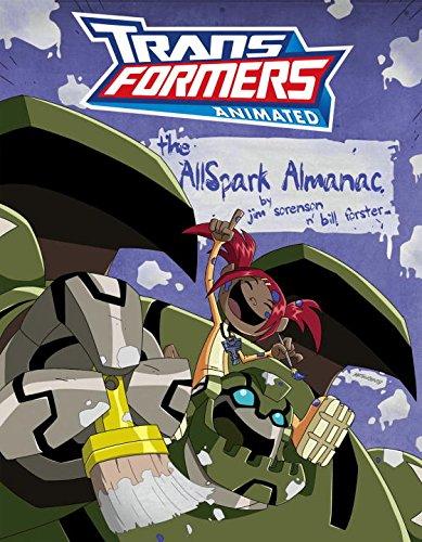 Transformers Animated: The AllSpark Almanacの詳細を見る