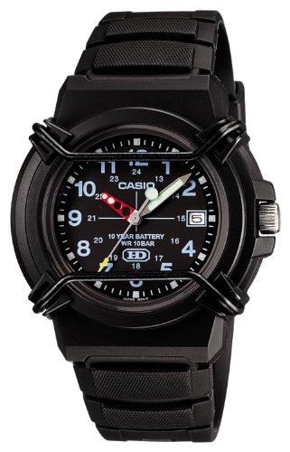[カシオ]CASIO 腕時計 スタンダード HDA-600B-1BJF