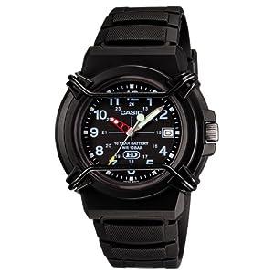 [カシオ]CASIO 腕時計 スタンダード HDA-600B-1BJF メンズ