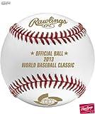 ローリングス 2013 WBC (ワールドベースボールクラシック) 公式球 (ケース入り) ROWBC-R [その他] [その他] [その他]