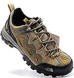 [T H E - N O R T H - F A C E]ザ ノ- ス フェ- ス トレッキングシューズ 登山靴 ローカット スニーカー (EUR41(25.5cm), サンド) [並行輸入品]