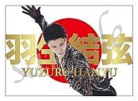 JJ21-3強力筒状梱包羽生結弦 バナー 応援幕 ハンドメイド オータムカナダ スケートカナダ NHK杯 全日本