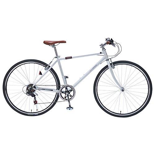 My Pallas(マイパラス) クロスバイク700C 6段ギア M-604