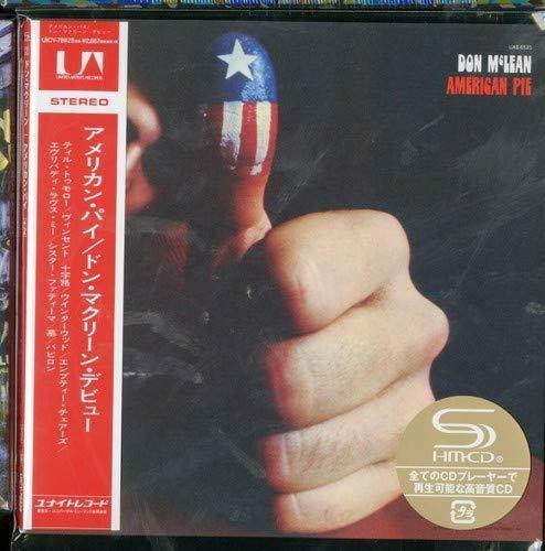 アメリカン・パイ(紙ジャケット仕様)