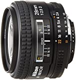 Nikon 単焦点レンズ Ai AF Nikkor 28mm f/2.8D フルサイズ対応