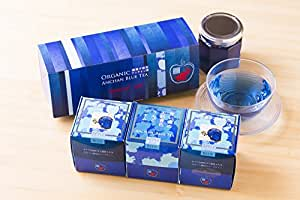 青い森の天然青色スペシャルギフトセット