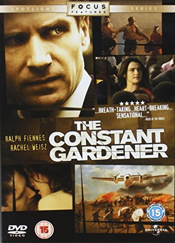 The Constant Gardener [DVD] [2005] by Ralph Fiennes