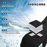 【 高機能 】monoii スノボ グローブ メンズ レディース スノーボード 手袋 ミトン 男性 女性 スキー 男 女 防寒 防水 c126 画像
