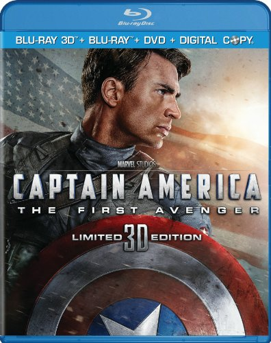 Captain America: The First Avenger [Blu-ray] [Import]