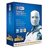 ESETファミリー セキュリティ | 5台3年版 | Win/Mac/Android対応(PC ソフトウェア)
