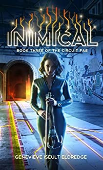Inimical (Circuit Fae Book 3) by [Eldredge, Genevieve Iseult]