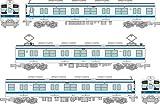鉄道コレクション 鉄コレ 東武鉄道 800型 804編成 3両セット ジオラマ用品 (メーカー初回受注限定生産)