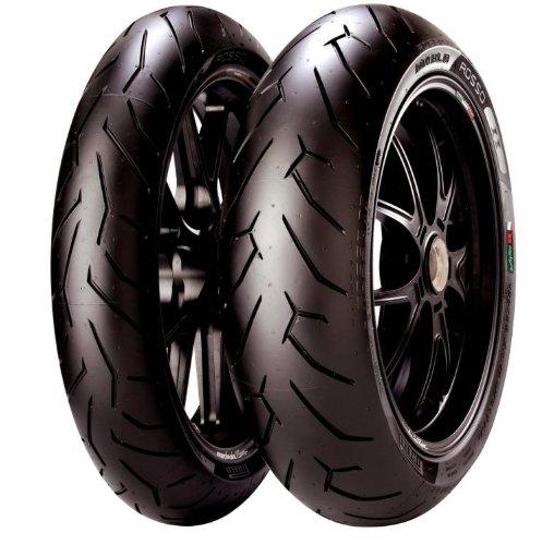 PIRELLI(ピレリ) DIABLO ROSSO II (FRONT) 120/60ZR17 M/C (55W) TL バイクタイヤ