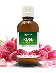 ROSE OIL NATURAL PURE UNDILUTED 30ML