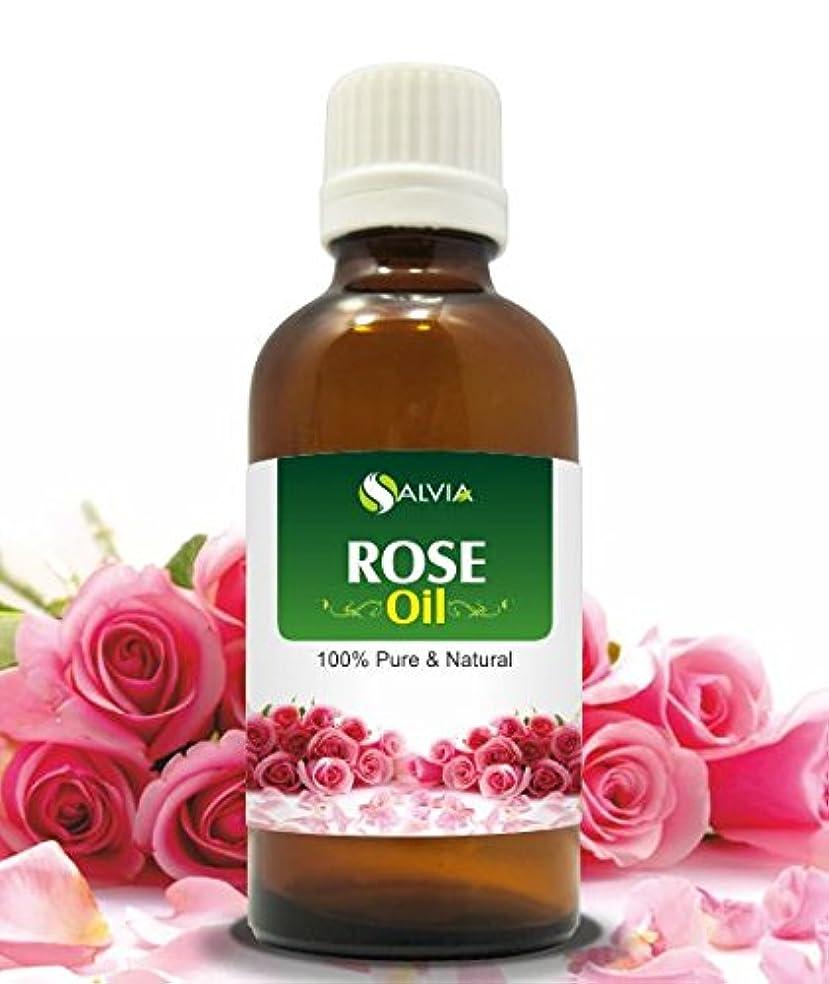 ストレス意志に反する補充ROSE OIL NATURAL PURE UNDILUTED 100ML