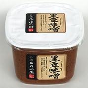 丹波佐治兵衛 黒豆味噌 1kg入