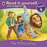 Read It Yourself Level 4 The Wizard Of Oz