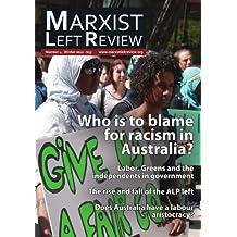 Marxist Left Review 4