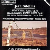 Swanwhite Suite, Op. 54 / Belshazzar's Feast Suite, Op. 51 (1992-10-26)