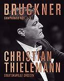 ブルックナー交響曲全集 (第1~9番) /クリスティアン・ティーレマン、シュターツカペレ・ドレスデン (Bruckner : The Symphonies 1-9 / Christian Thielemann, Staatskapelle Dresden) [9Blu-ray] [Import] [日本語帯・解説付き] [Live]