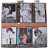 少年マガジン 55周年記念 コレクターズ カード まとめて 6枚 NO.3 8 15 18 20 26 はじめの一歩 ダイヤのA 金田一少年の事件簿 巨人の星