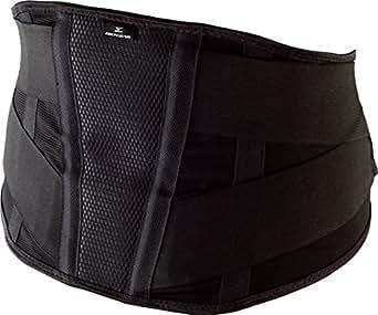 (ミズノ)MIZUNO バイオギアサポーター 腰用 K2JJ5B72 03 ブラック S