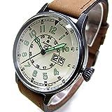 Aeromatic 1912(エアロマティック 1912) A1254 ビッグデイト ドイツミリタリー メンズウォッチ 腕時計[並行輸入品]