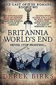 Britannia World's End: The Last of the Romans: Book