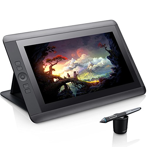 Wacom drawing tablet with screen 13.3Full HD LCD Cintiq 13HD 【2015 model】 DTK-1301/K0