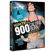 Ignite By Spri 900 Calorie Burn [DVD] [Import]