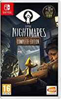 Little Nightmares Complete Edition Nintendo Switch Game