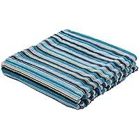 東京西川 ニューマイヤー毛布 シングル ホームメイクス ブルー FQ06405001B