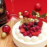 バースデーケーキ お誕生日ケーキ ショートケーキ 5号 約15cm 4?6人分 本州送料無料 スイーツ 洋菓子 ギフト パーティーホワイトベリー 5号サイズ (通常)