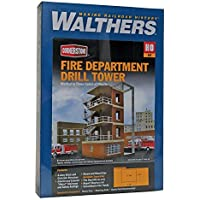 Walthers Cornerstone 933-3766 Ho Scale Fire Department Drill Tower